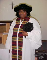 Mother Armett J. Shepard